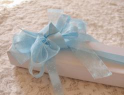 ペンダントのプレゼント