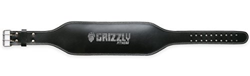 Grizzly Pacesetter Padded Belt 6-Inch