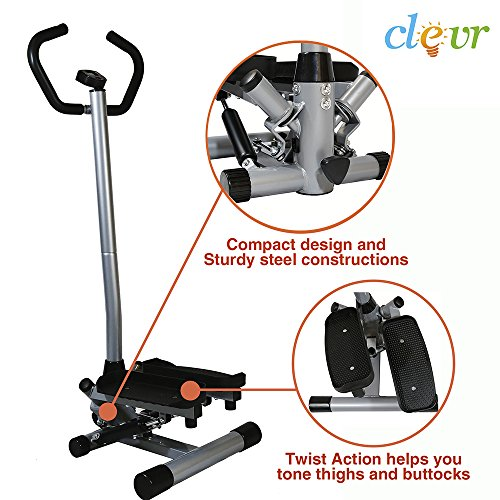 Clevr Twister Stepper Training Exercise
