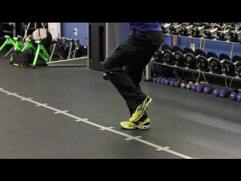 Exercises to Improve Dynamic & Static Balance : Fitness Training Techniques