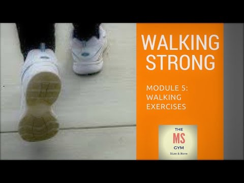Walking With MS: Balance Exercises For Walking