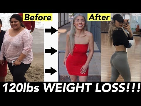 MOTIVATION FOR WEIGHT LOSS!! -120lbs