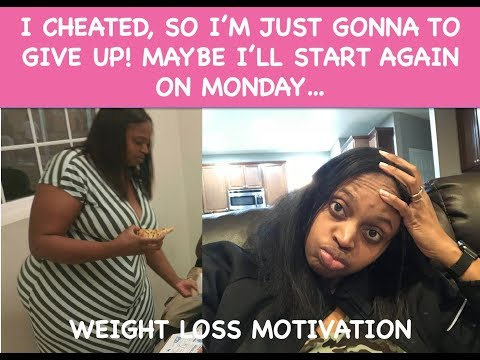 WEIGHT LOSS MOTIVATION: KEEP PUSHING AND STAY CONSISTENT, IT'S HOW I LOST 120 POUNDS