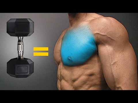 The BEST Dumbbell Exercises – CHEST EDITION!