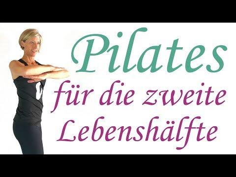 30 min.🌸 sanftes Pilates-Training ohne Hilfsmittel