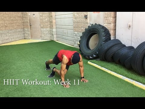 Mayo Clinic HIIT Workout for Mind & Body – Week 11