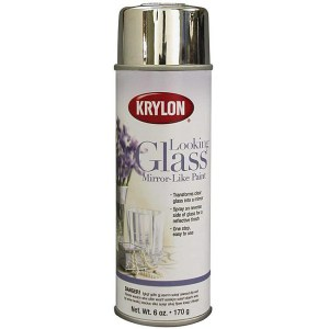 Krylon-Looking-Glass-Aerosol-6-ounce-Spray-Paint-for-Mirror-Effect-L13479130