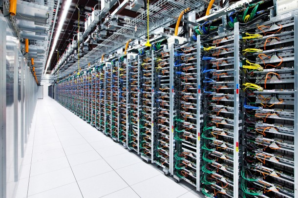 Take a Look – Google Data Centre 11