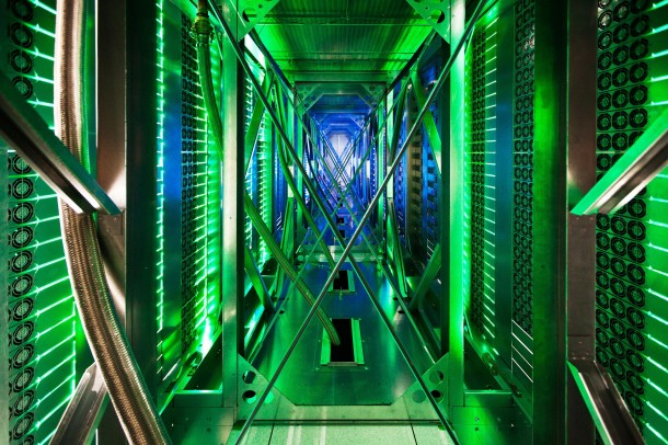 Take a Look – Google Data Centre 12