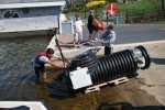 DIY Submarine Made from Scrap 2