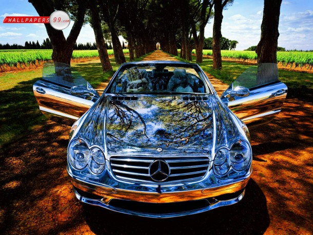 Wallpapers of Mercedes 14