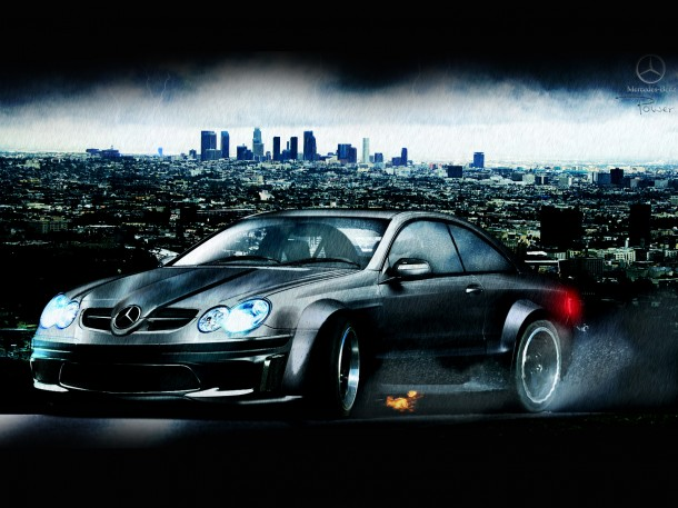 Wallpapers of Mercedes 23