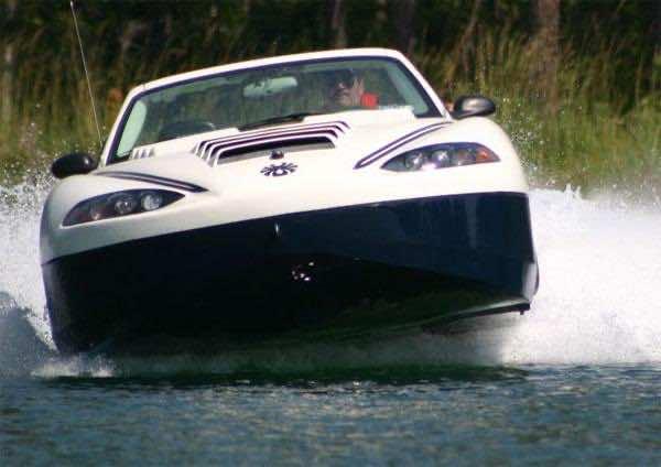 CAMI Hydra Spyder as 7 amphibious cars highlight
