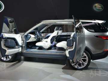 Land Rover Concept 5