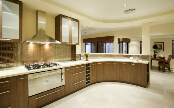20 Beautiful Kitchens HQ Wallpapers