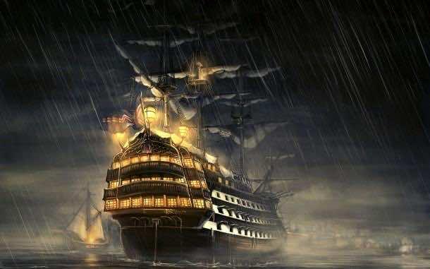 ship wallpaper 3