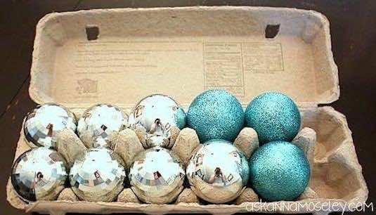 21. Egg Carton Storage