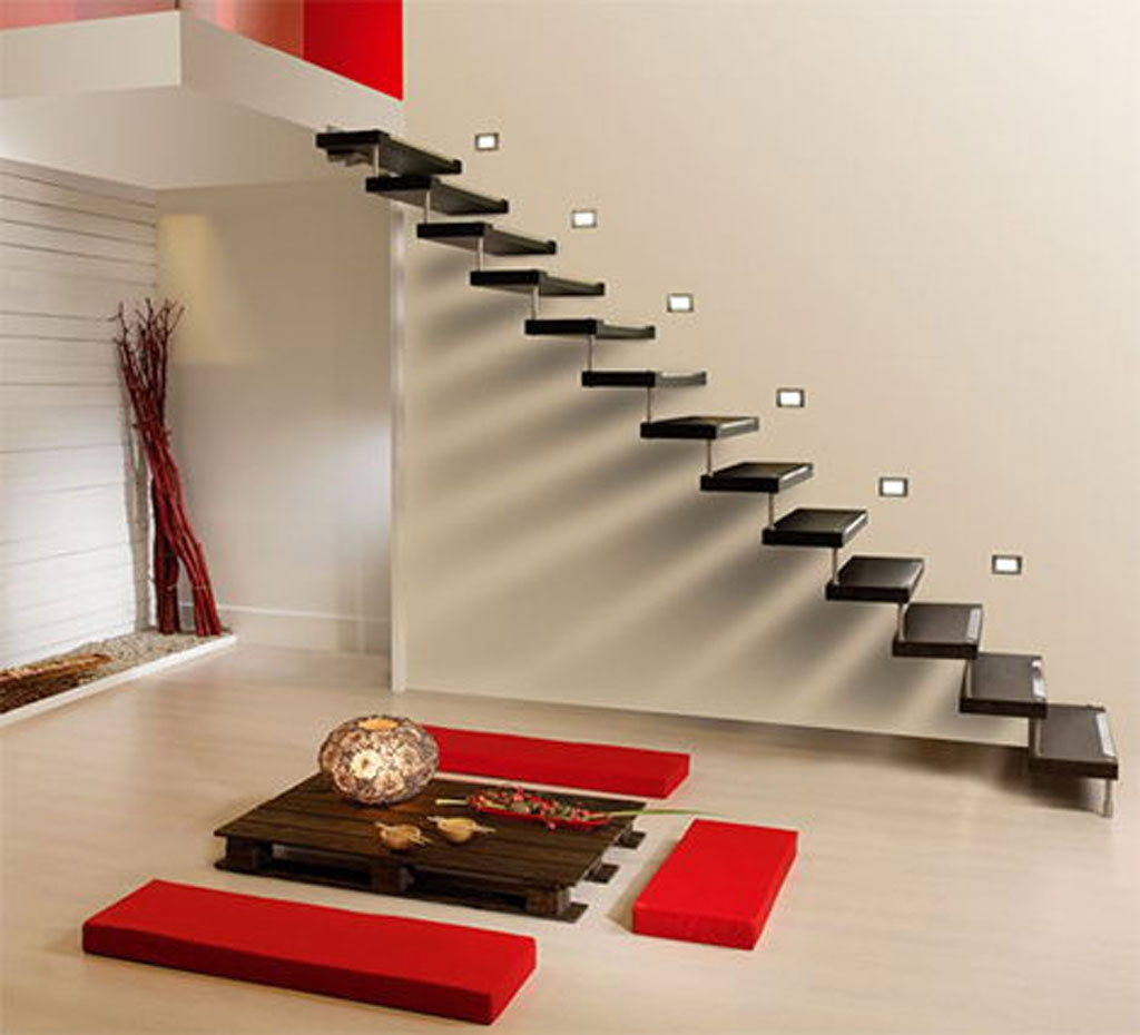 25 Stair Design Ideas For Your Home | Home Interior Stairs Design | Wall | L Shaped | Elegant | American | Creative