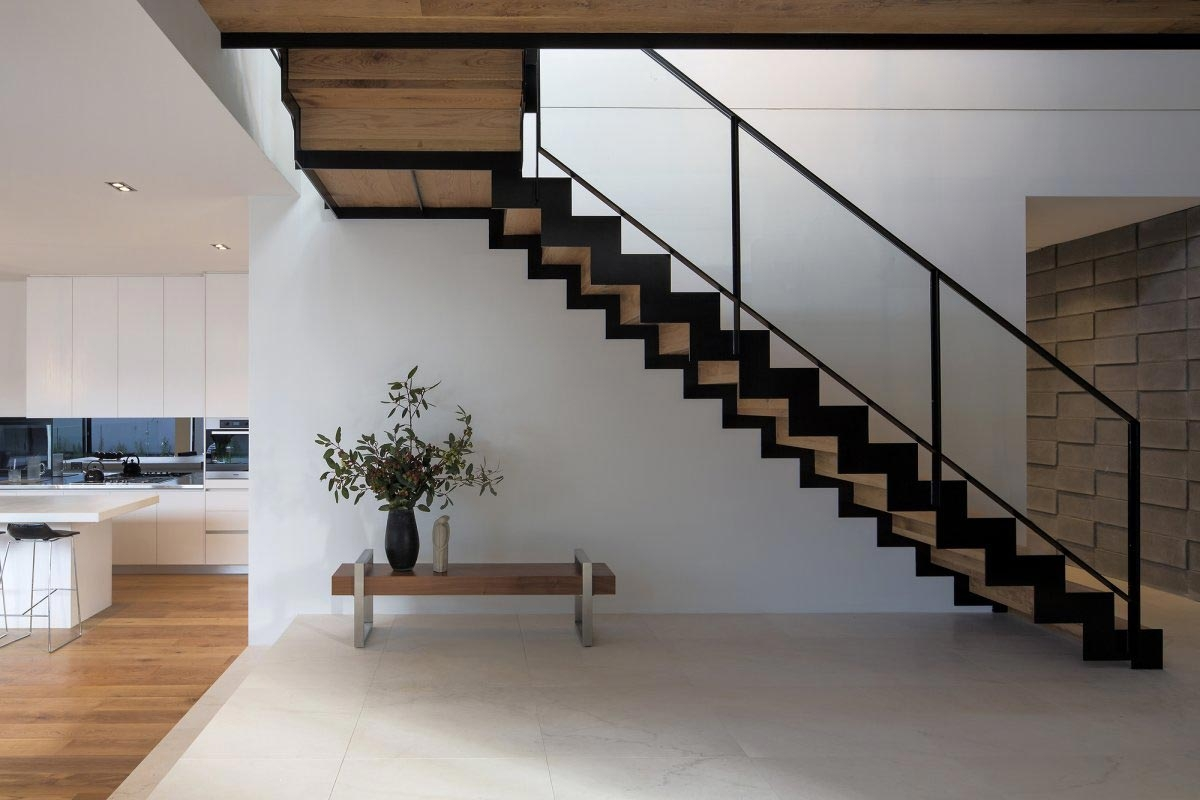 25 Stair Design Ideas For Your Home   Steel Ladder Design For Home   Beautiful   Interior   Custom   Steel Staircase   Loft Ladder