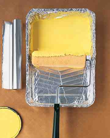 5. Paint Tray and Foil