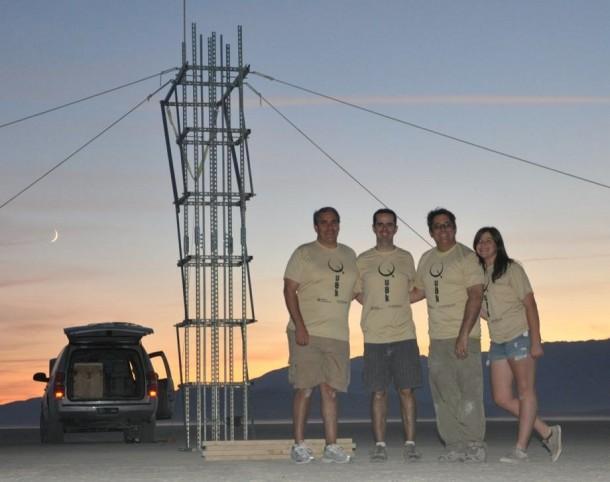 Homemade Rocket Reaches a Height of 121,000 ft16