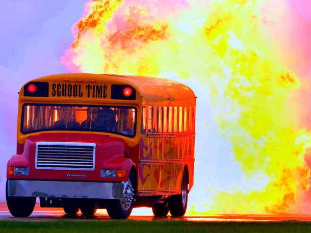 School-Time – The Jet Powered School Bus3