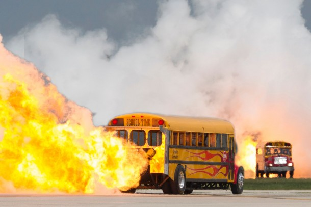 School-Time – The Jet Powered School Bus4