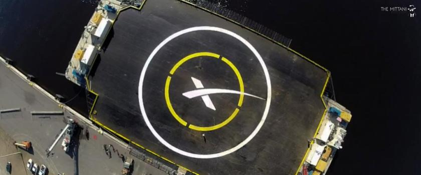 SpaceX is Ready to Attempt Landing of Falcon 9 4