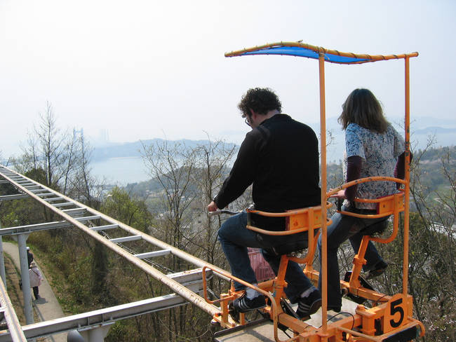 SkyCycle – The most Terrifying Roller Coaster Ride3
