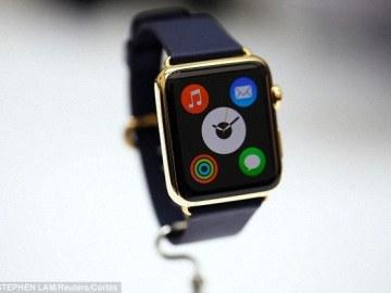 Apple Sapphire Crystal Watch 3
