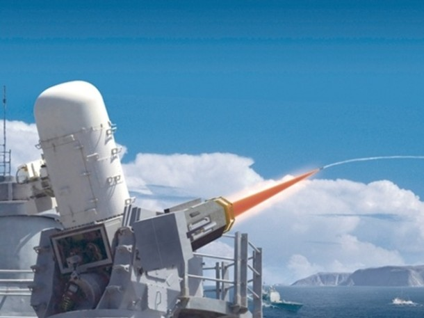 Lockheed Martin Laser Weapon is Good to Go! 3
