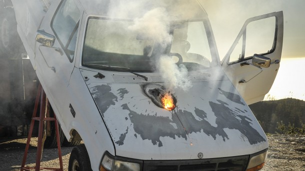 Lockheed Martin Laser Weapon is Good to Go!