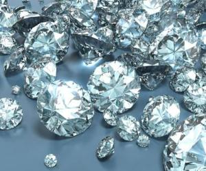 Creating Diamonds Synthetically From Carbon-Rich Material 2