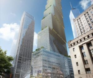 Two World Trade Center Design by BIG 2