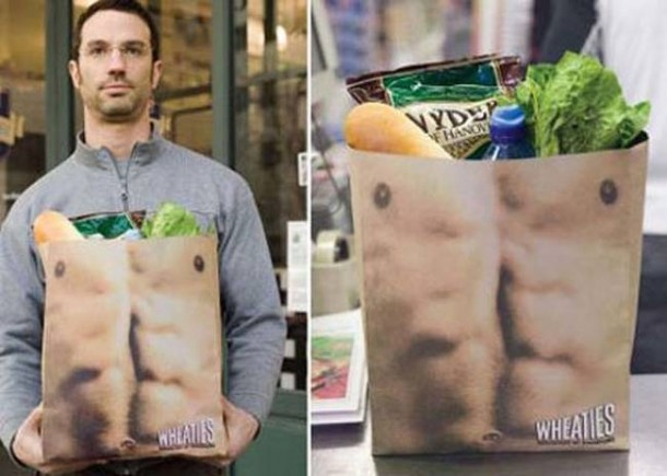 25 Clever Shopping Bags Doing Marketing Right 23
