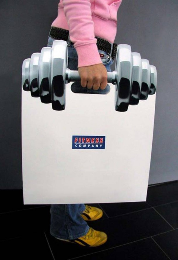 25 Clever Shopping Bags Doing Marketing Right 7