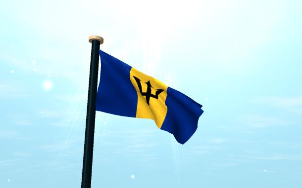 Barbados flag  (15)