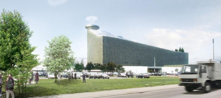 Denmark Will Soon Have A Ski Slope Featured On A Power Station 5