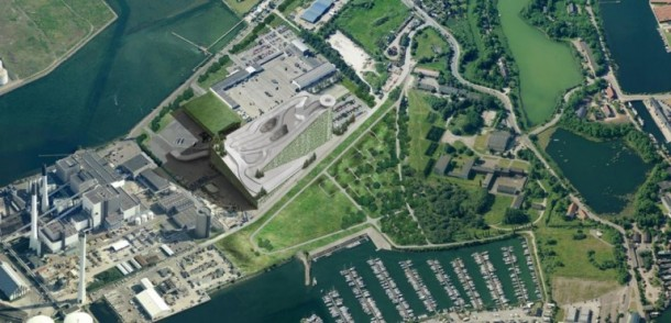 Denmark Will Soon Have A Ski Slope Featured On A Power Station 7