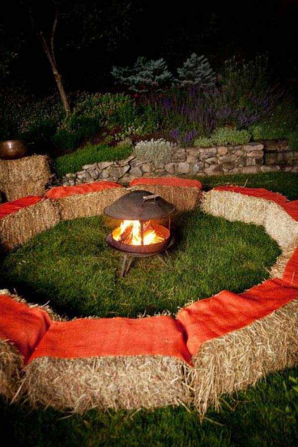 26 Amazing Outdoor Seating Ideas 11