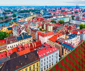 Check Out World's Most Colorful Cities featured