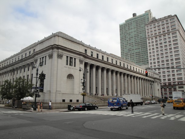 James A. Farley Post Office, New York City