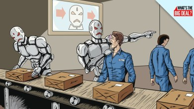 Image result for machines taking over the world