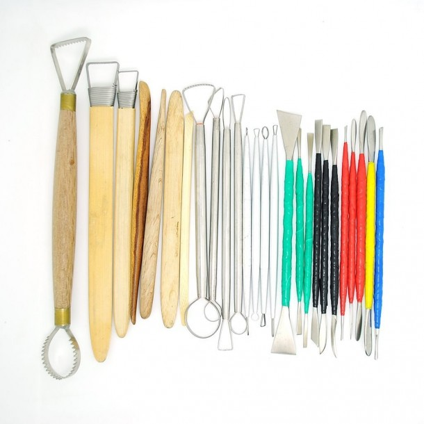 10 Best Clay Sculpting Tool Kits (4)