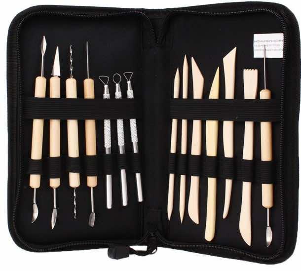 10 Best Clay Sculpting Tool Kits (5)