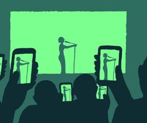 Addicted To Technology Illustrations By Jean Jullien 7