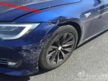 Tesla AutoPilot Involved In Yet Another Crash, This Time In China_Image 3