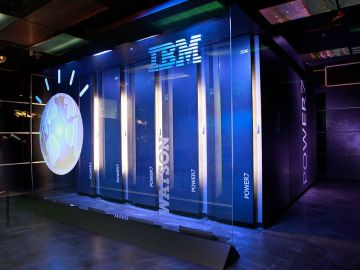 YORKTOWN HEIGHTS, NEW YORK??IBM has created a computer, called Watson, that will play against the b