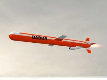Babur Missile (1)