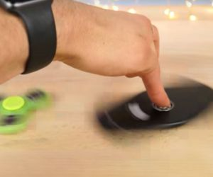 iPhone Fidget spinner